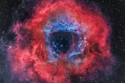 The Rosette Nebula, Emil Ivanov