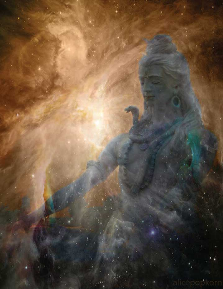 Shiva Dreaming. Cornelia Kopp, 2005