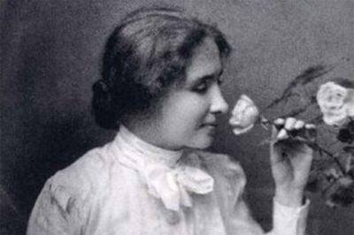 Helen Keller, by Langston Hughes