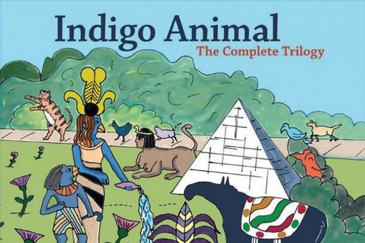 Indigo Animal: The Complete Trilogy