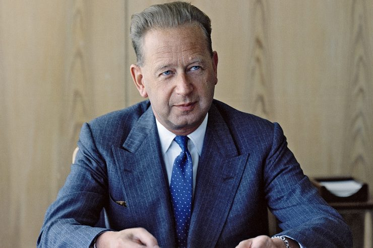 Desiring Peace: A Meditation on Dag Hammarskjöld, by Roger Lipsey