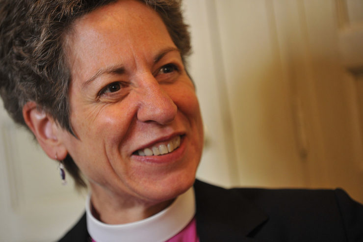 """A Wing And A Prayer,"" An Interview with Bishop Katharine Jefferts Schori"