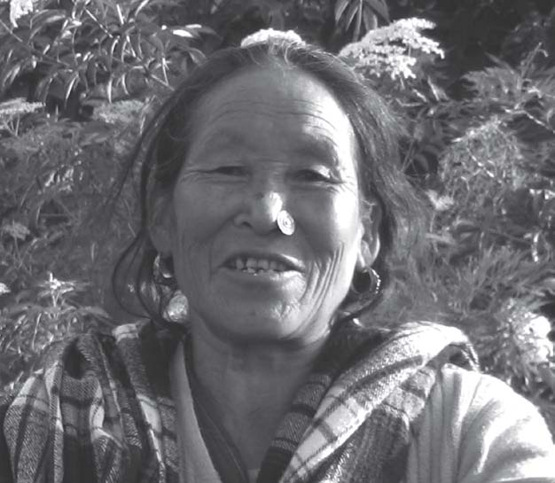 Photograph by Dale Fuller. Martam, Sikkim 2010