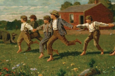 Snap-the-Whip,-1872.-Winslow-Homer.-Metropolitan-Museum-of-Art