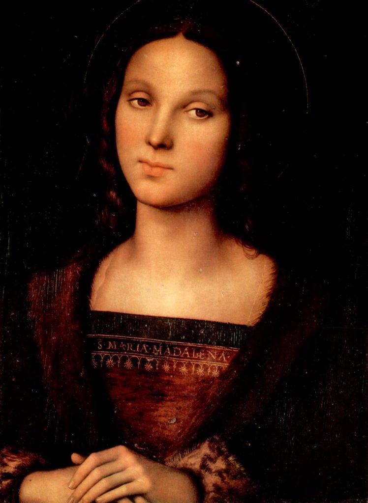 Mary Magdalene, Pietro Perugino, ca. 1500