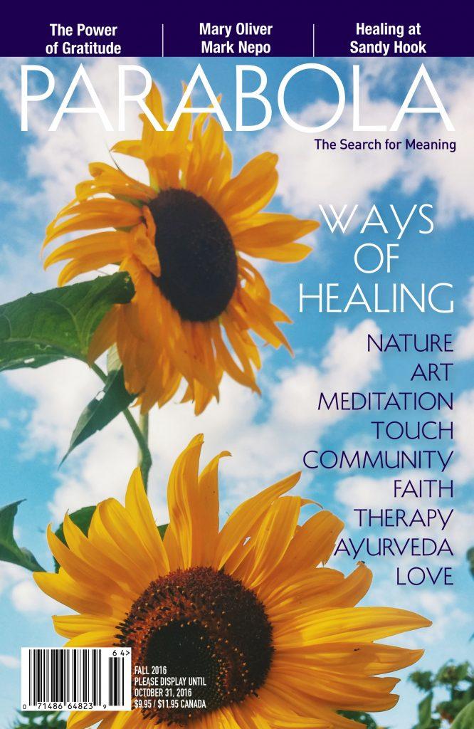 Parabola Volume 41, No. 3, Fall 2016: Ways of Healing