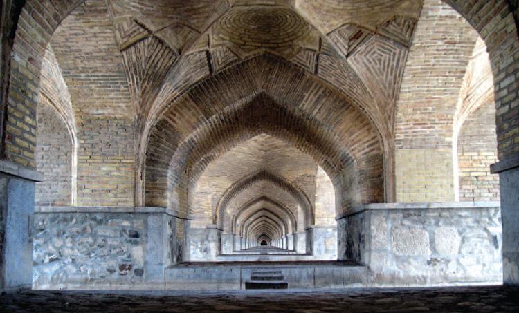 Siosepol, Isfahan, Iran, 2013