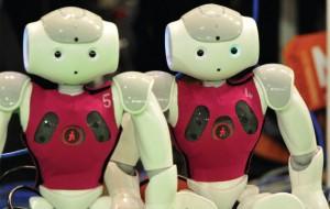 Robots, Robocup, 2013