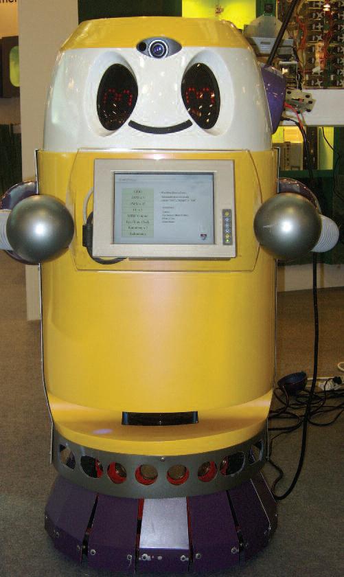AI Robot, 2008