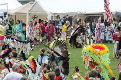 The Edges Must Be Even: Lessons from a Native American pow-wow, by Lillian Firestone