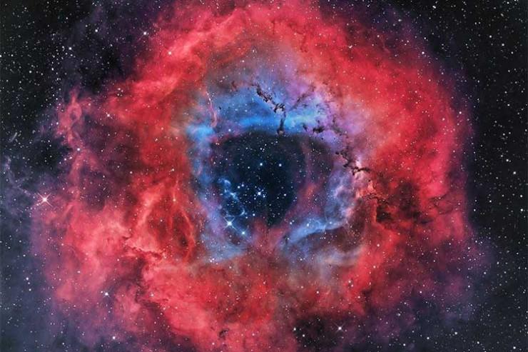 Photography Credit: Emil Ivanov, The Rosette Nebula