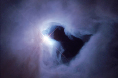 Reflection Nebula from NASA
