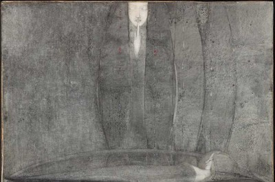 Margaret Macdonald, The Pool of Silence, 1913, National Gallery of Canada