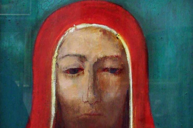 Odilon Redon, Silence, 1895-1900.