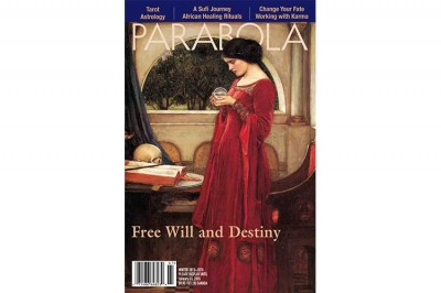 Parabola Volume 40 No. 4, Winter 2015-2016: Free Will and Destiny