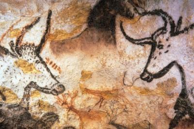 Lascaux Cave Paintings, ca. 15,000 BC