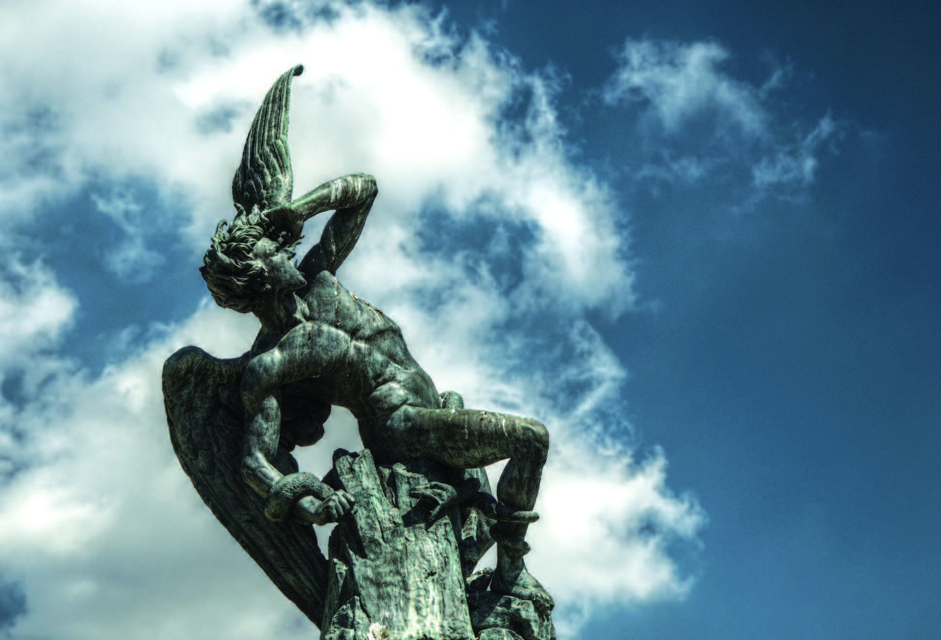 lessons from lucifer by tracy cochran essays lucifer statue madrid