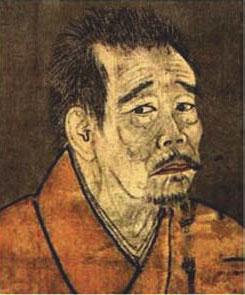 Portrait of Master Ikkyū (1394-1481)