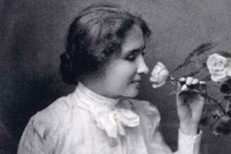 Helen Keller, by Langston Hughes