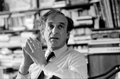 We Are All Witnesses: An Interview with Elie Wiesel