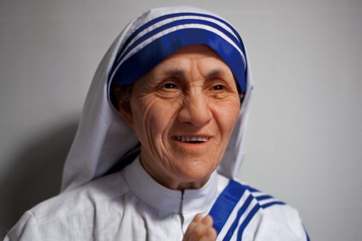 A Touch of Divine Grace: A Conversation with Mother Teresa, by Lex Hixon