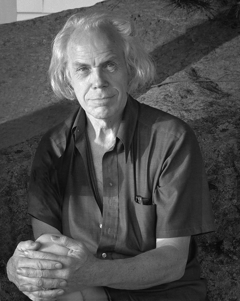 "David Ulrich, ""Minor White,"" 1975"
