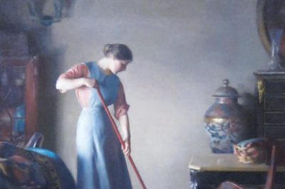 The Art of Cleaning, by Llewellyn Vaughan-Lee and Hilary Hart
