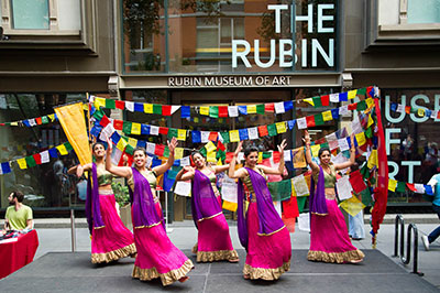 Rubin Museum Block Party 7/16