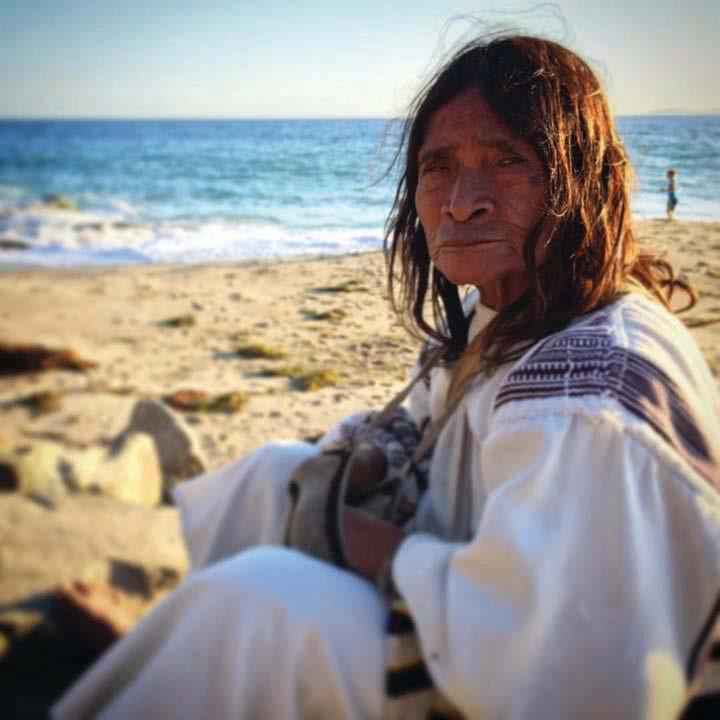 Kogi Indian. Photograph by Darin McClure