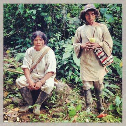 Two Kogi. Photograph by katiebordner