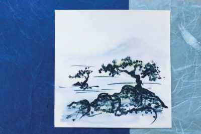 Hagoromo, Retold by Kenneth Lawrence, translated by Kai Lawrence. Art by Kumiko Lawrence