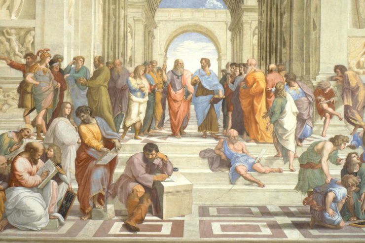 THE ETERNAL LAW: Ancient Greek Philosophy, Modern Physics and Ultimate Reality