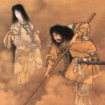 Izanagi and Izanami, a Japanese myth, Retold by Paul Jordan-Smith