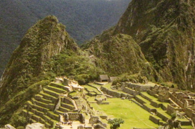 The Heights of Machu Picchu, by J.M. White