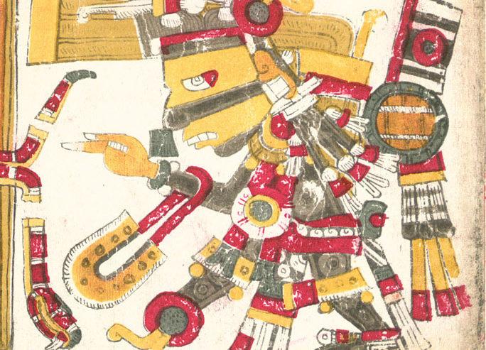 Ceremony, an Aztec myth, By Fray Juan de Torquemada and Translated by David Johnson