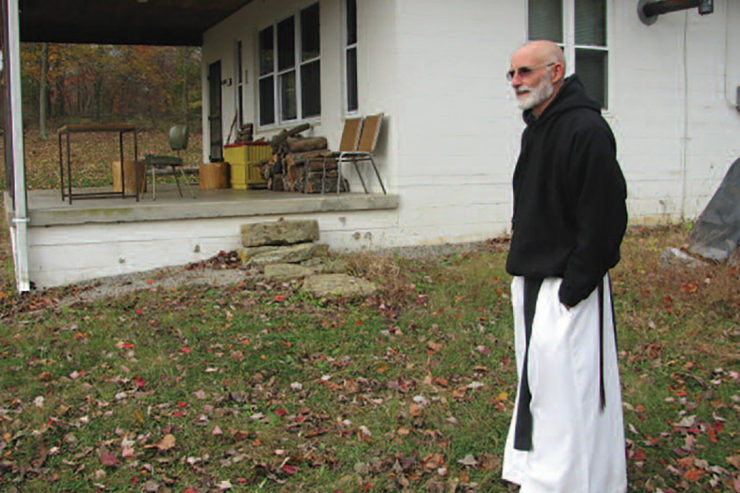 A Week at the Hermitage, by Br. Paul Quenon, O.C.S.O.