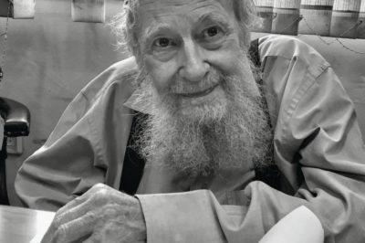 Meeting the Rabbi, by Kenneth Krushel