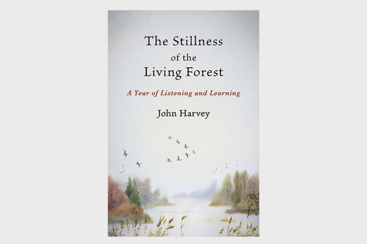 THE STILLNESS OF THE LIVING FOREST: A Year of Listening and Learning