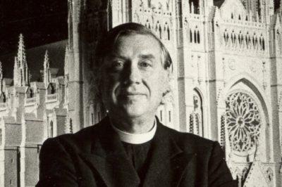 The Very Rev. James Parks Morton (1930-2020)